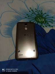 Vende LG k10 2017 32gb tela trincada mais o aparelho funcionar 100% Nao faço entrega
