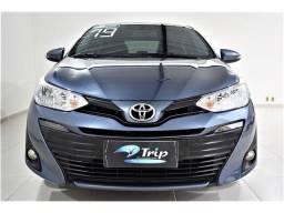 Título do anúncio: Toyota Yaris 2019 1.5 16v flex sedan xl plus tech multidrive