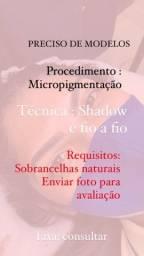 Micropigmentação MODELO