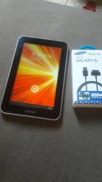 Vendo ou troco por celular! Tablet Samsung Galaxy Tab 7.0 Plus. Está impecável!!
