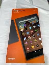 Promoção  tablet Amazon de 10 polegadas com 32gb