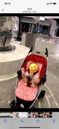 Carrinho de bebe Quinny