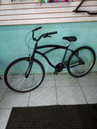 Bicicleta Beach bike revisada em ótimo estado