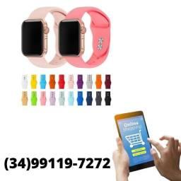 Título do anúncio: Pulseiras para Relógios SmartWatch Apple Watch