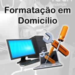 Formatação em Domicílio