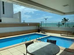 Apartamento Mobiliado na Ponta d?Areia com  2 Quartos - Vista Mar