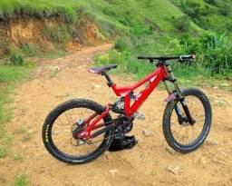 Bike Astro terminal Downhill