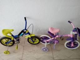 Bicicleta infentil