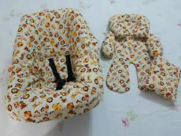 Kit para bebê conforto e carrinho de bebê