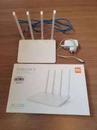 Roteador Xiaomi Router 3 AC1200 2/5 Ghz dual band