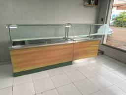 Bancada Para Cubas Subway
