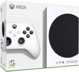 Título do anúncio: Xbox series S - Novo na caixa - Com garantia