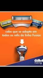 Aparelho barbear Fusion 5 Blade