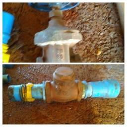 Peças para irrigação
