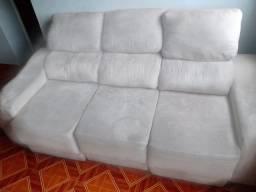 Vende-se sofá cama muito conservado