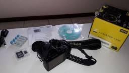 Câmera Semi Profissional Nikon L330