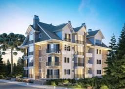 Apartamento com 2 dormitórios à venda, 105 m² por R$ 1.003.989,60 - Centro - Gramado/RS