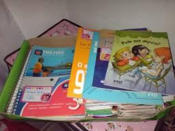 Trilha Sistema de Ensino FTD (livros)4° ano