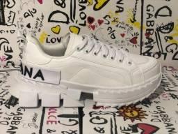 Título do anúncio: Tênis Tenis Dolce Gabbana DG(Leia com Atenção)