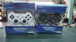Controles Sony PS3 novos personalizados