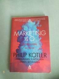 Livro Marketing 4.0 do tradicional ao digital - Philip Kotler
