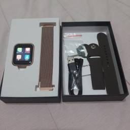 Smartwatch Bluetooth P80 Rose ORIGINAL