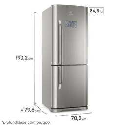 Geladeira Electrolux Frost Free Bottom Freezer 454 Litros Novinha!!!