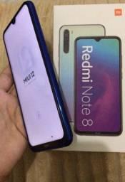 Redmi Note 8 Azul