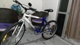 Título do anúncio: Bike zummi - semi nova