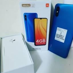 Xiaomi Redmi 9I 10X S/Juros 128GB/4Ram/1Ano de Garantia/MediaTek Helio G25/13MP