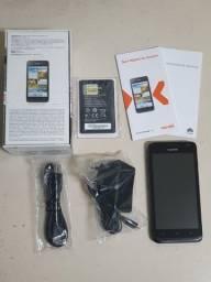 Celular Huawei G527 C/ Tela 4.5?, Câmera 8.0 MP, Android 4.1 E 1.2GHz Novo