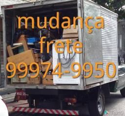 FRETE-MUDANÇA-MUDANÇA (27) 9.9.9.7.4.9.9.5.0