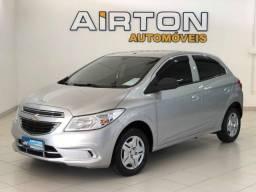 Chevrolet Onix 1.0 LT 2015 Prata 46.900 KM