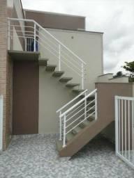 Serralheria Bom-Trabalho/Guarda corpo para escada.