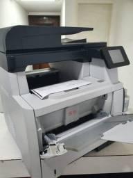 Impressora Multifuncional HP M521dn