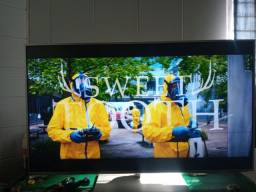 Título do anúncio: Tv de 50 Panasonic smart com defeito