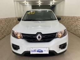 Renault Kwid Completao, impecavel 2020