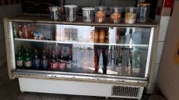 Título do anúncio: Balcão refrigerado conservado - R$ 300,00