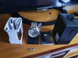 Relógio Rip Curl Automático Silver