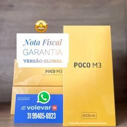 PROMOÇÃO! Xiaomi POCO M3 128GB - Novo Lacrado Garantia - GLOBAL