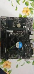 Título do anúncio: Kit Intel 6 geração Bom Estado