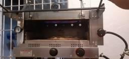 Título do anúncio: Forno para pizza com pedra refratário e infravermelho