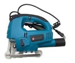 Título do anúncio: Serra Tico Tico Profissional 650w Com Guia Laser Novo