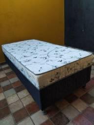 Cama Box Solteiro Ortopédica