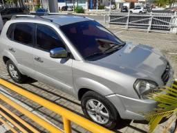 Hyundai tucson 2.0 gl 16v  aut (Preco sem garantia)