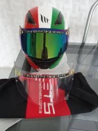 Capacete MT Helmet semi-novo