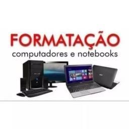 Formatação de Computadores em Geral com Office Professional