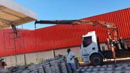 Caminhão Munck- Argos 20.500 toneladas