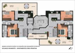 Título do anúncio: Apartamento à venda, 1 quarto, Funcionários - Belo Horizonte/MG