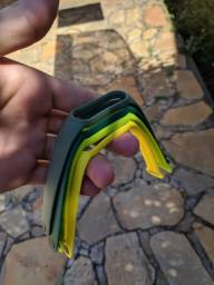 Kit 4 pulseiras MiBand 5